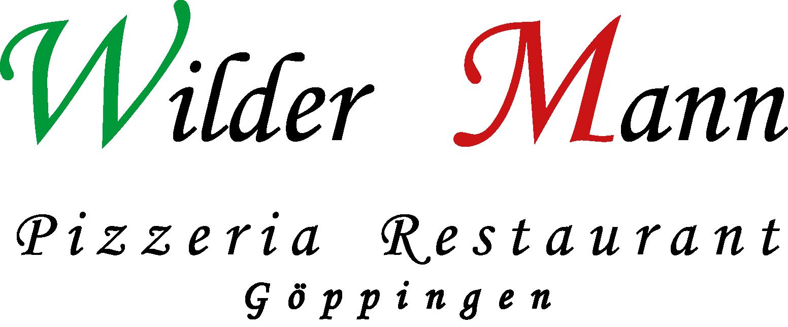Pizzeria Wilder Mann Göppingen| Grafik, Druck, Flyer, Banner von Text-Art aus Göppingen