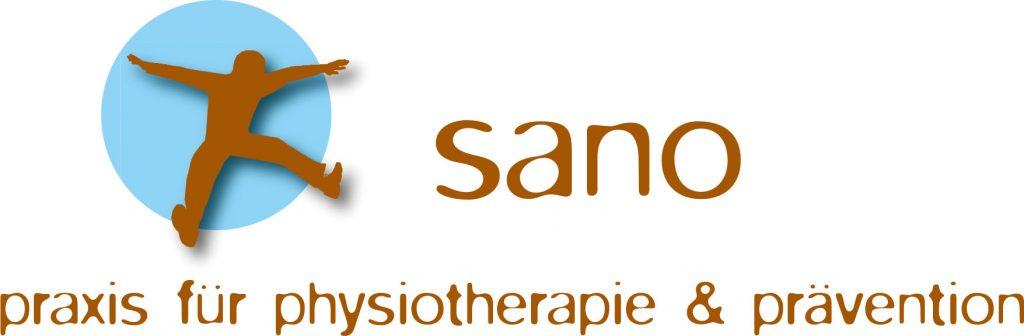 sano physiotherapie & prävention Göppingen -  Webdesign, Content Management & Werbetexte und Grafik von Text-Art aus Göppingen